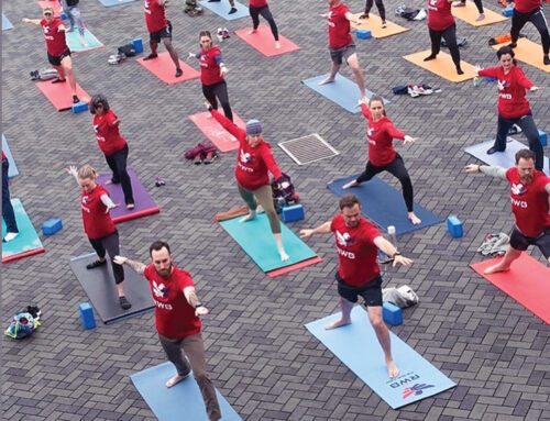Free Yoga for Veterans in the Triangle